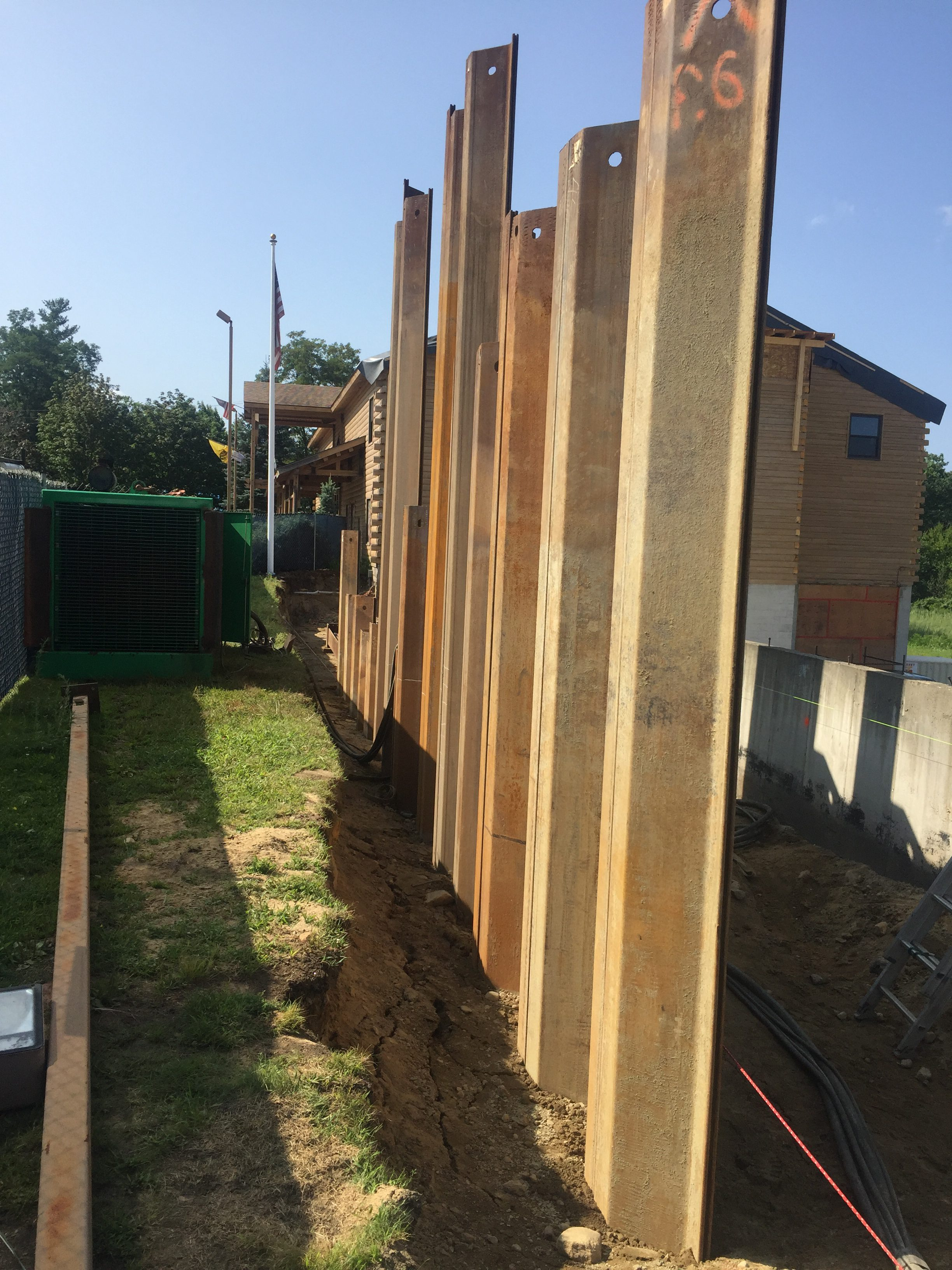 Foundation/Excavation Shoring Systems