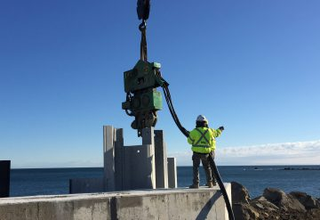 Seawall and Shoreline Protection
