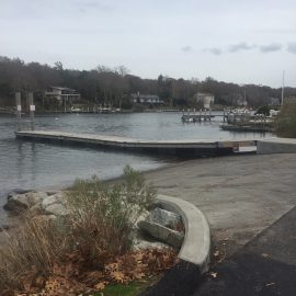 Child's River Boat Ramp, Falmouth MA
